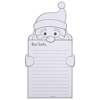 Santa's List Craft Kit