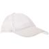 White Adult Baseball Cap