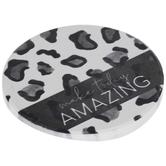 Make Today Amazing Car Coaster