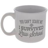 I Survived Law School Mug