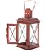 Red Metal Lantern