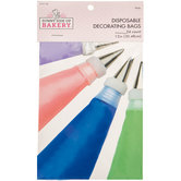 Disposable Decorating Bags - 12""
