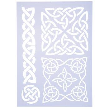Celtic Stencil