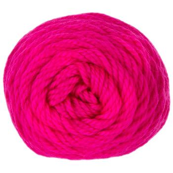 Hot Pink Yarn Bee Soft Secret Yarn