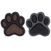 Paw Print Shank Buttons