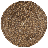 Bamboo Plate Charger