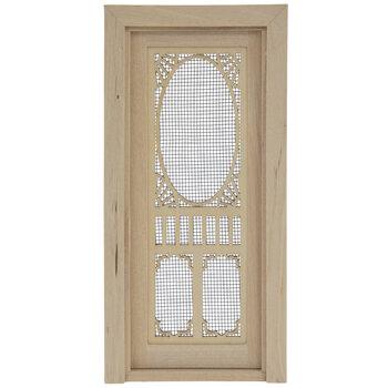 Miniature Traditional Screen Door