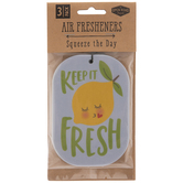 Squeeze The Day Air Fresheners
