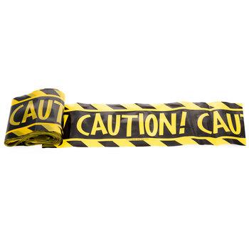 Construction Party Caution Tape