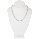 Ball Chain Necklace - 18""