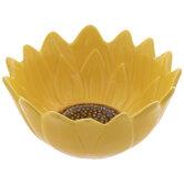 Yellow Sunflower Bowl