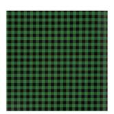 Green & Black Buffalo Check Gift Wrap