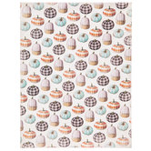 Short & Tall Pumpkins Scrapbook Paper