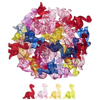 Dinosaur Plastic Beads