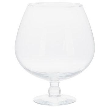 Glass Brandy Goblet