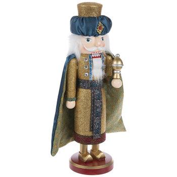 Wise Man Wood Nutcracker