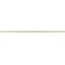 White & Gold Arrows Ribbon - 1/8