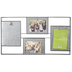 Galvanized Metal Clip Collage Wall Frame