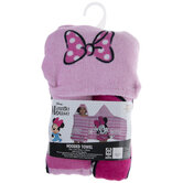 Bow-Tastic Minnie Mouse Hooded Towel