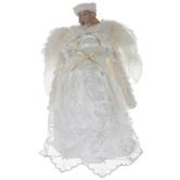 White Angel Tree Topper
