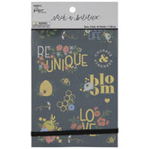 Bees Foil Stickers