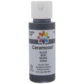 Black Ceramcoat Acrylic Paint