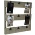Wood Pallet Clip Collage Frame