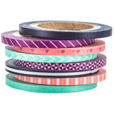 Mint & Pink Washi Tape
