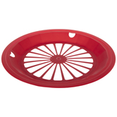 Red Plate Holders