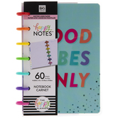 Good Vibes Only Happy Planner Notebook