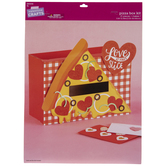 Valentine's Pizza Box Kit