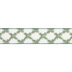 Pine Patterned Wired Edge Ribbon - 1 1/2