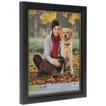 Two Tone Burnished Wall Frame
