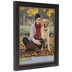 Two Tone Burnished Wall Frame - 11