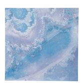 """Blue Agate Scrapbook Paper - 12"""" x 12"""""""