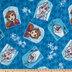Frozen Anti-Pill Fleece Fabric