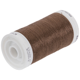 1843 Coffee Polyester Embroidery Thread