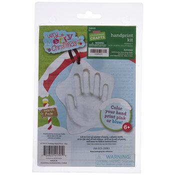 Star Handprint Ornament Craft Kit