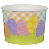 Easter Egg Paper Snack Cups