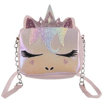 Pink Iridescent Unicorn Handbag