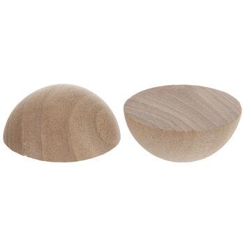 Wood Split Balls