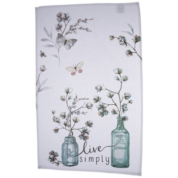 Live Simply Kitchen Towel