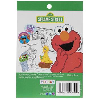 Sesame Street Reward Stickers & Activity Book