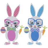 Easter Bunnies Foam Craft Kit