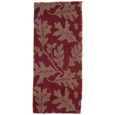 Jacquard Leaves Kitchen Towel