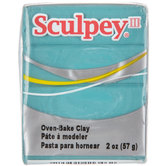 Tranquility Sculpey III Clay - 2 Ounce