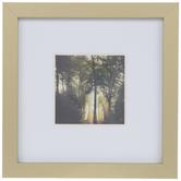 "Gold Wood Wall Frame Set - 8"" x 8"""