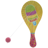 Ice Pop Paddle Ball