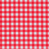 Buffalo Check Oilcloth Fabric