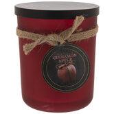 Cinnamon Apple Jar Candle
